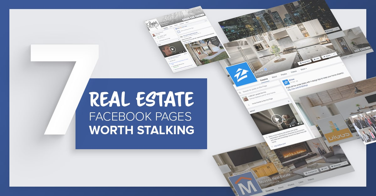 The Best Real Estate Facebook Pages