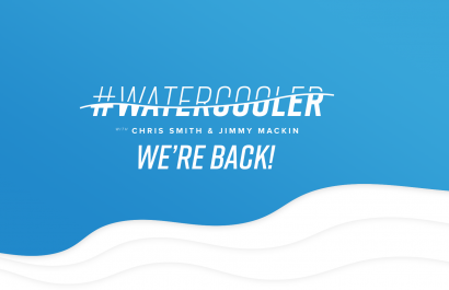 The #WaterCooler is Back