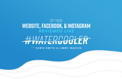 #WaterCooler: Live Critique of Real Estate Instagram, Facebook and Websites