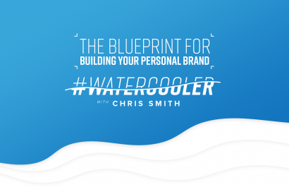 #WaterCooler: The Blueprint For Building Your Personal Brand