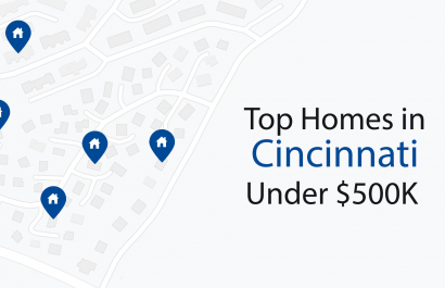 Top Homes Under $500K In Cincinnati