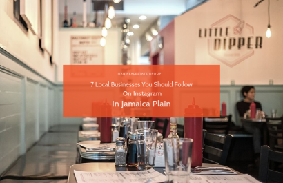 7 Local Businesses You Should Follow On Instagram in Jamaica Plain