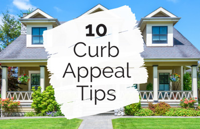 10 Curb Appeal Makeovers that every Seller should Consider