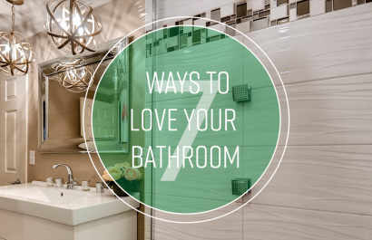 7 Ways to Turn Your Bathroom Into The Favorite Room