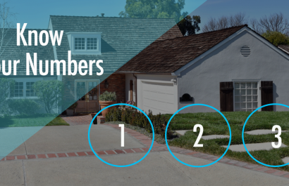 3 Numbers that Affect your Ability to Qualify for a Mortgage