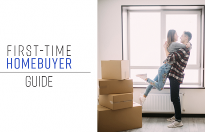The Ultimate Guide for First-Time Homebuyers