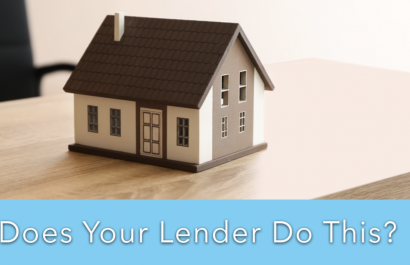 Real Estate Agents: Does Your Lender do this?
