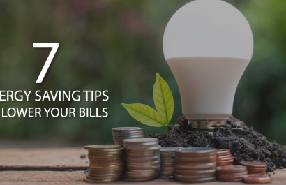 7 Energy Saving Tips to Lower your Bills This Summer