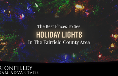 The Best Places To See Holiday Lights in Fairfield County Area