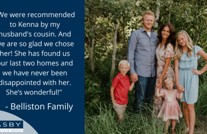 Just Feeling Like You Need More Space? Meet The Belliston Family.