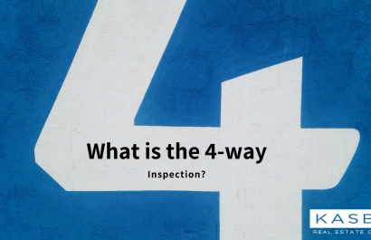 What is the 4-way inspection?