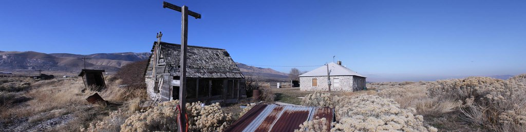 7 Utah County Ghost Towns and the Fascinating Stories Behind Them