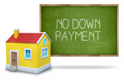 No Down Payment Required