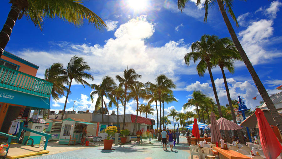 The top 10 best places to retire
