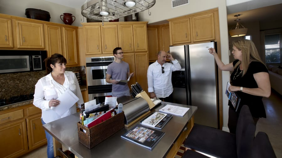 Bidding wars are taking a strange turn in the fall housing market