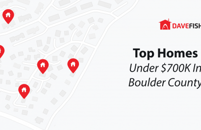Top Homes Under $700K In Boulder County