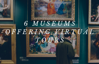 6 Famous Museums Offering FREE Virtual Tours