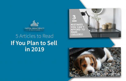 5 Articles to read if you plan on selling in 2019