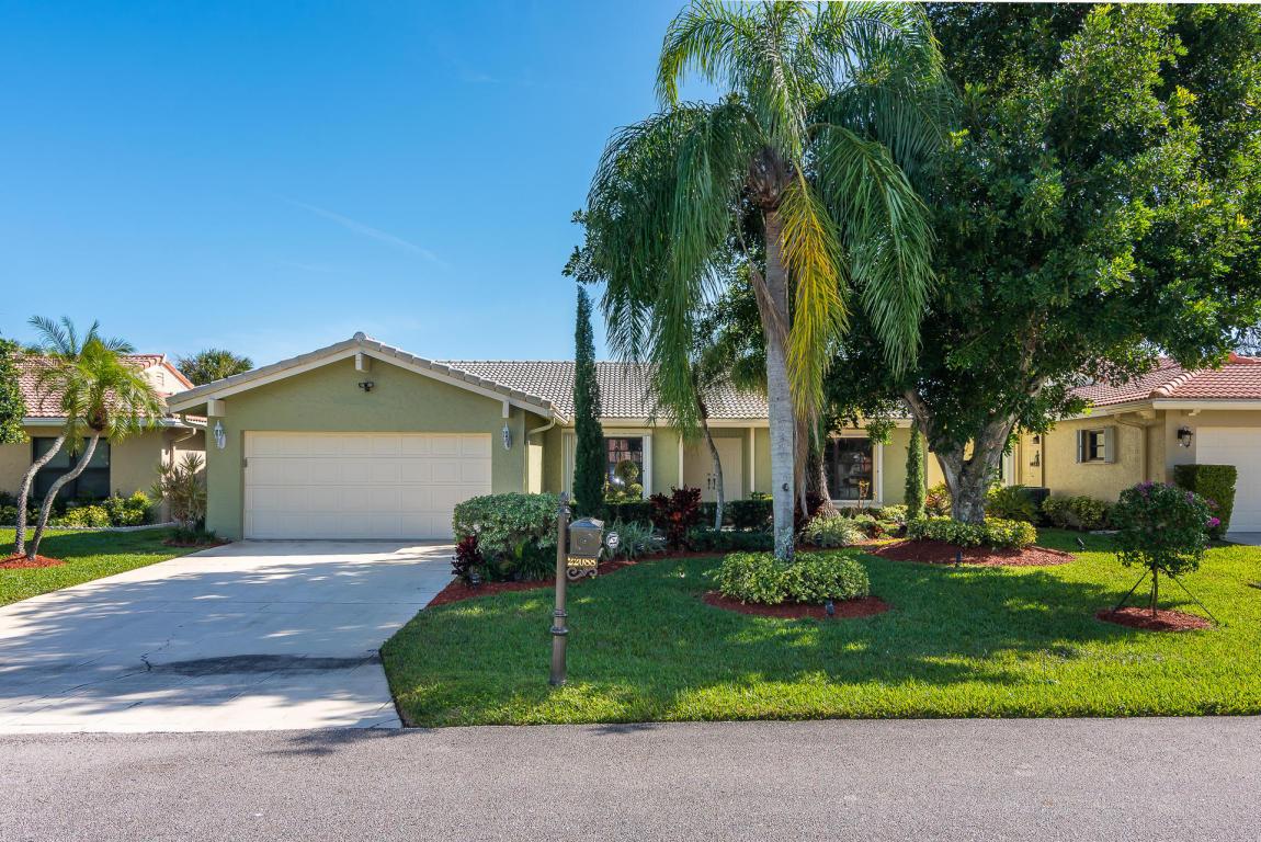 22088 Colony Drive | Boca Raton, FL | $355,000