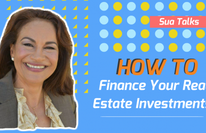 Sua Talks: Financing Your Investment