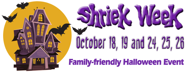 Shriek Week | Sugar Sand Park