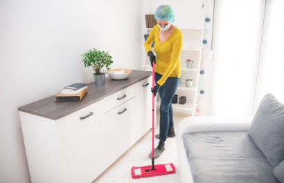 6 Ways to Effectively Disinfect Your Home.