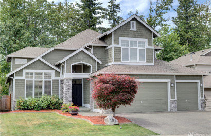 4 New Listings – 4 Open Houses In Sammamish June 16-17