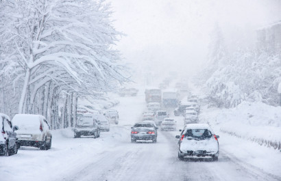 Winter Storms Before, During & After Checklist