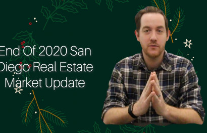 End Of 2020 San Diego Real Estate Market Udpate