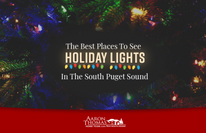 The Best Places To See Holiday Lights In The South Puget Sound