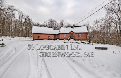 50 Log Cabin Ln | Greenwood, ME | $325K