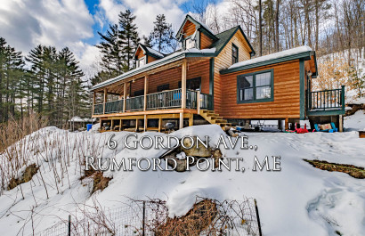 6 Gordon Ave | Rumford, ME | $250K