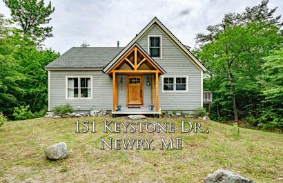 151 Keystone Dr | Newry, ME | $635K