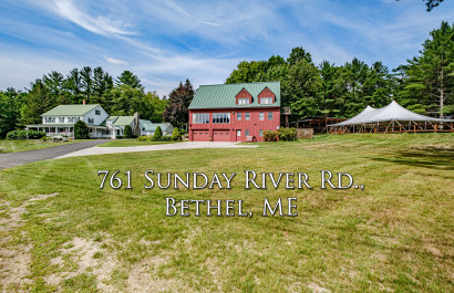 755-761 Sunday River Rd | Newry, ME | $2.9 Mil