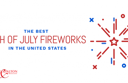 Top 10 Firework Displays in the United States