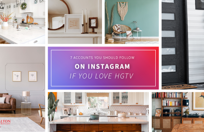 7 Accounts You Should Follow On Instagram If You Love HGTV
