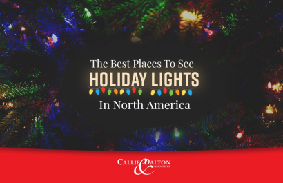 The Best Places To See Holiday Lights in North America