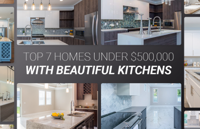7 Homes Under $500,000 in Tampa With Beautiful Kitchens