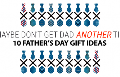 10 Thoughtful Father's Day Gifts That Aren't Ties