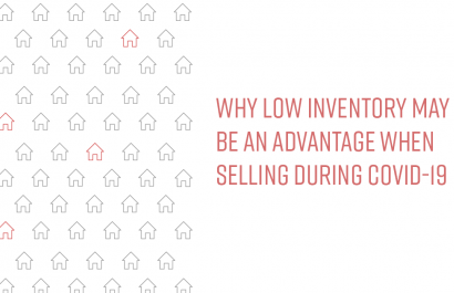 Low Inventory Might Help You Sell Your Home During COVID | Michelle Porter Realtors
