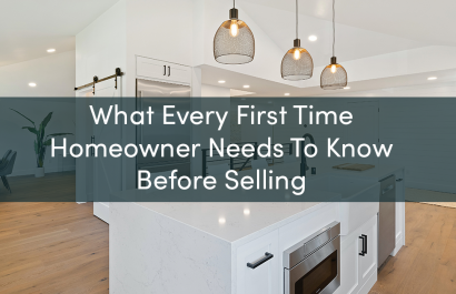 5 Things Every First-Time Seller Should Know | Michelle Porter Realtors