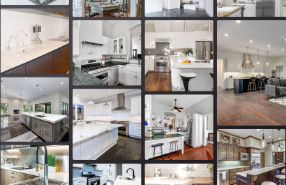 5 Homes With Beautiful Kitchens Under $500,000 [walking distance to the Square]