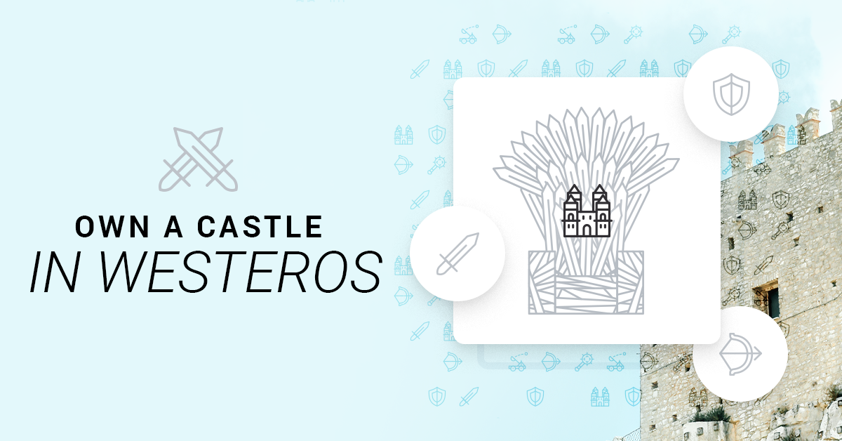 3 Game of Thrones Castles you've G.O.T. to see!