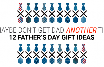 12 Thoughtful Father's Day Gifts That Aren't Ties I The Pelham Group