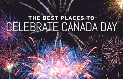 Top 5 Places to Celebrate Canada Day
