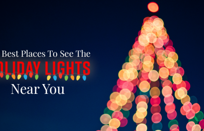 The Best Places To See The Holiday Lights in Chicago
