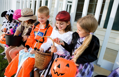 How to Keep Your Trick or Treaters Safe This Halloween