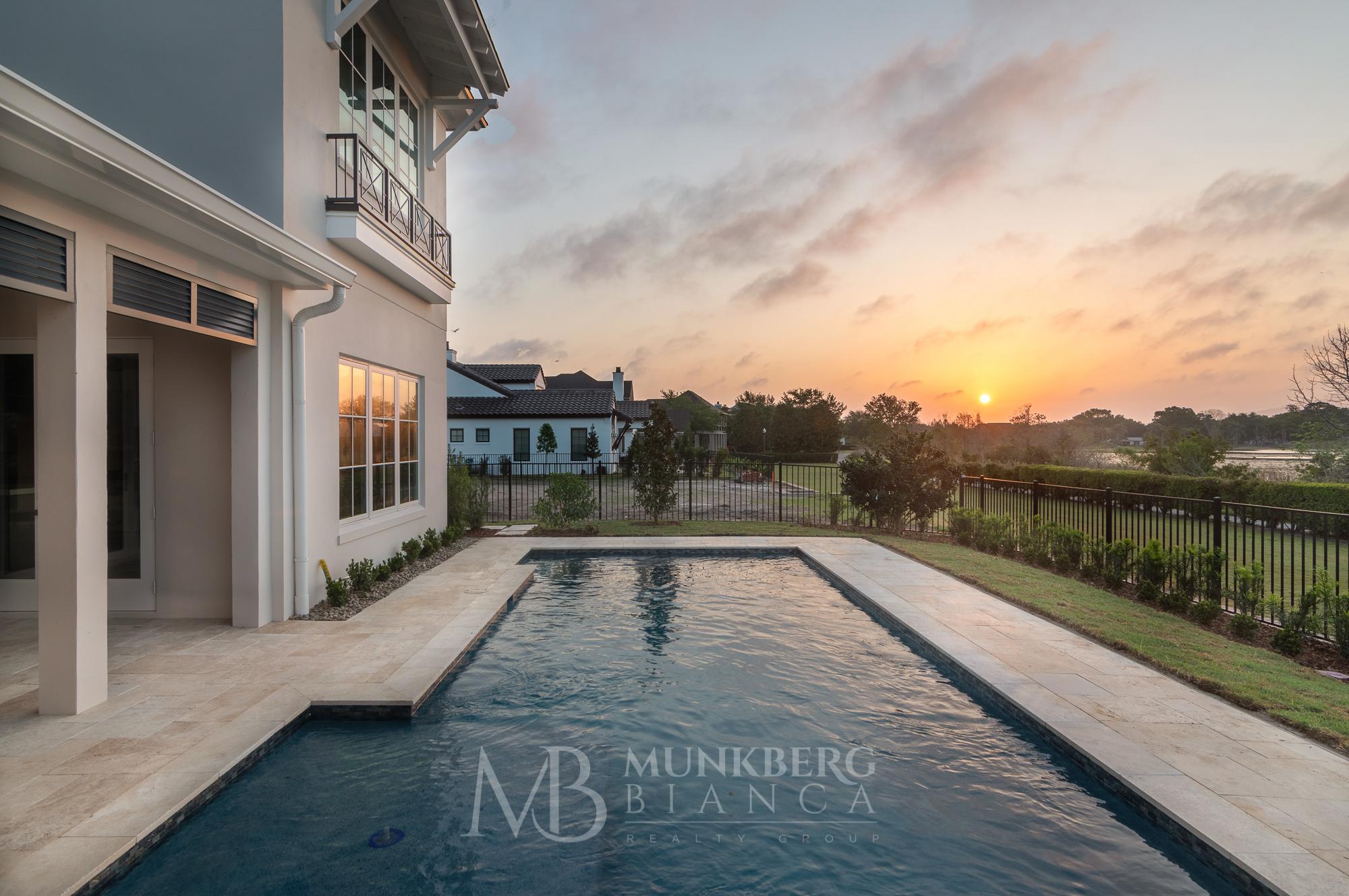 SOLD! - Baldwin Park Lakefront Home | Munkberg Bianca Group