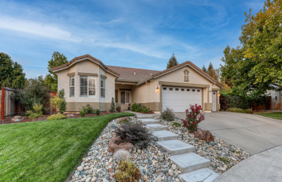 Spacious, Single Story Homes in Roseville