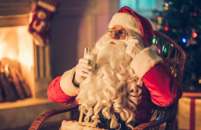 Santa Tours in Roseville and Rocklin 2018